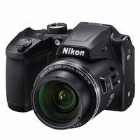 ニコン 光学40倍単3電池対応デジタルカメラ ブラック COOLPIX B500BK
