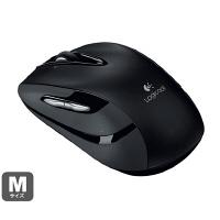 ロジクール(Logicool) 無線(ワイヤレス)マウス m546シリーズ ダークナイト(ブラック)光学式/7ボタン/3年保証/横スクロール M546BD