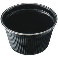 エフピコ MFPドリスカップ 142-860 黒 977W 1袋(30枚入)