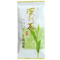 【アウトレット】サツキエンフーズ 深蒸し茶 静岡掛川茶 1袋(100g)
