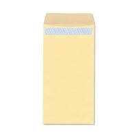 ハート 透けない封筒 カラー テープ付 長3〒枠あり クリーム XEP273 100枚
