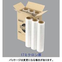 ストレッチフィルム 17μ 500×300 1箱(6本入) 司化成工業