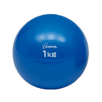 トーエイライト ソフトメディシンボール 1kg H7250 1セット(2個入) (取寄品)