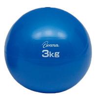 トーエイライト ソフトメディシンボール 3kg H7252 (取寄品)