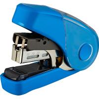 マックス ホッチキス サクリフラット3 ブルー 1セット(3個)