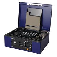 カール事務器 キャッシュボックス A4 CB-8760-B 1台
