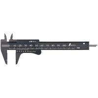シンワ測定 ポリカーボネイトプラノギス ポッケ 10cm 19515