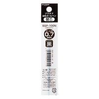 プラチナ万年筆 替芯100N 黒 BSP-100N#1 1箱(10本入)