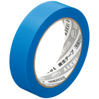 「現場のチカラ」 【養生テープ】 青 幅25mm×25m アスクル 1箱(30巻入)