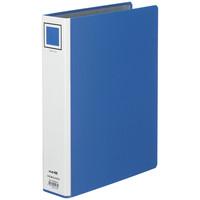 コクヨ 両開きチューブファイル<K2>A4タテ・50mm K2フーETB650B 1セット(3冊)