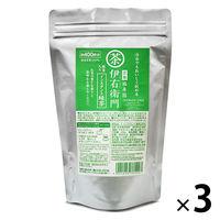 伊右衛門 インスタント緑茶 1セット(200g×3袋)