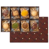 トップス ヒトツギ クッキーアソート 1缶(32枚入)