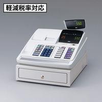 東芝テック 電子レジスター 白 MA-550-5-R