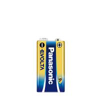 パナソニック 乾電池エボルタ9V形 6LR61EJ/1S 1セット(10本入)