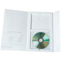 桜井 エコメディアファイル スリム A4白 EMFA4WS 1箱(5冊入)