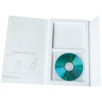 桜井 エコメディアファイル A4白 EMFA4W 1箱(5冊入)