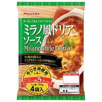 丸大食品 ミラノ風ドリアソース4食
