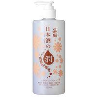 日本盛 日本酒のたっぷり保湿化粧水 550mL