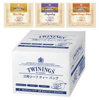 トワイニング リーフティ 三角バッグバラエティ 1箱(60バッグ入)