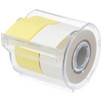 メモックロール 黄&白 カッター付