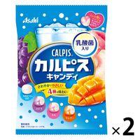 カルピスキャンディ 100g 1セット(2袋入)アサヒグループ食品