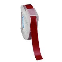ダイモ グロッシーテープ9mm つやあり赤9mm×3m DM0903-RD