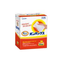 マイコール 貼らないカイロ オンパックス 1箱(30枚入)