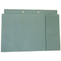 布図面袋 マチ5cm付 1パック(5枚入)