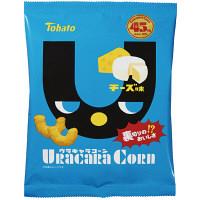 東ハト ウラキャラコーン チーズ味 tohato0121 1セット(3袋入)