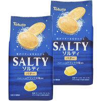 東ハト ソルティ バター 2袋