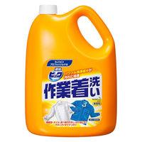 液体ビック作業着洗い 4.5kg