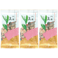 大井川茶園 八女上煎茶 1セット(100g×3袋)
