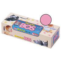 驚異の防臭袋BOS箱型 ポリ袋 Sサイズ BOS-2047 1個(200枚入) クリロン化成