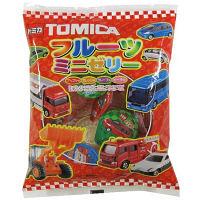 アキヤマ トミカ フルーツミニゼリー 16g×20 1セット(2袋入)