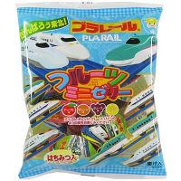 アキヤマ プラレール フルーツミニゼリー 16g×20 1セット(2袋入)