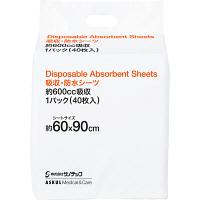 サノテック 吸収・防水シーツ 1箱(40枚入×4パック)