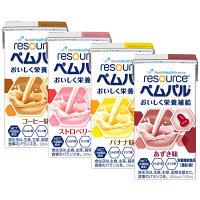 ネスレ日本 リソースペムパルバラエティーパック 125ml  9405029 1箱(24パック入)  (取寄品)