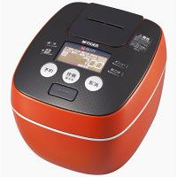 【限定価格】圧力IH炊飯ジャー アーバンオレンジ JPB-G101DA タイガー魔法瓶