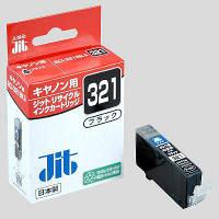 ジット リサイクルインク JIT-C321B ブラック(キヤノン BCI-321BK互換)