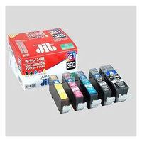 ジット リサイクルインク JIT-C3215P 5色パック(キヤノン BCI-321+320/5MP互換)