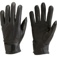 トラスコ中山(TRUSCO) TRUSCO ウェットガード手袋 Lサイズ 黒 DPM-810 BK 1双 215-0263(直送品)