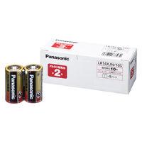 パナソニック アルカリ乾電池 単2形 1箱(100本入)