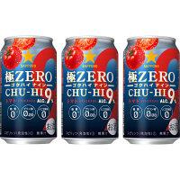 極ZERO CHU-HI ゴクハイ9(ナイン) トマト 3缶