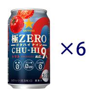 極ZERO CHU-HI ゴクハイ9(ナイン) トマト 6缶
