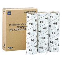 ニトムズ コロコロスペアテープ ハイグレード320 1セット(12巻:3巻入x4箱)
