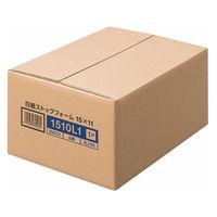 ストックフォームNIP 11×15インチ-1P 白紙 1510L1 1箱(2000set) トッパンフォームズ (取寄品)