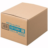ストックフォームNIP 11×9インチ-1P 白紙 0910N1 1箱(2000set) トッパンフォームズ (取寄品)