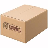 再生紙ストックフォーム 11×15インチ-1P 白紙 SN1510-J 1箱(2000set) トッパンフォームズ (取寄品)