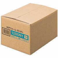 ストックフォームNIP 8.5×12インチ-1P 白紙 1280N1 1箱(2000set) トッパンフォームズ (取寄品)