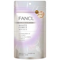 ファンケル ホワイトフォース 約30日分 180粒 美容サプリメント